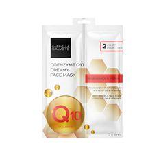 Gabriella Salvete Arcápoló maszk Coenzyme Q10 (Creamy Face Mask) 2 x 8 ml