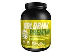GoldNutrition Gold Drink Premium 750 g limetka