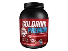 GoldNutrition Gold Drink Premium 750 g lesní směs