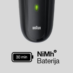 Zmogljiva Ni-MH baterija