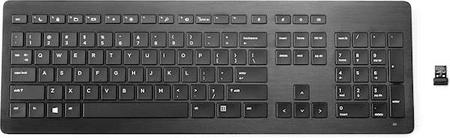 HP Premium brezžična tipkovnica, USB sprejemnik, SLO g
