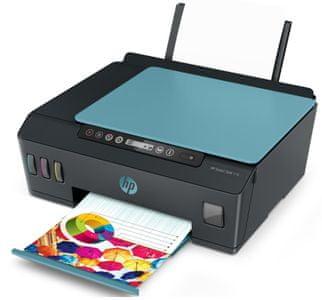 Drukarka HP, atramentowa, USB, Wi-Fi, Bluetooth, drukowanie mobilne, AirPrint, Google Cloud Print