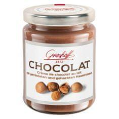 Grashoff Mléčný čokoládový krém s lískovými oříšky, 250g