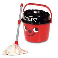 Numatic Mop s kyblíkem jako hračka pro děti Henry