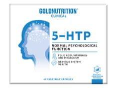 GoldNutrition 5-HTP 60 kapslí