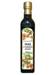 Natural Products Olej z vlašských ořechů 500 ml