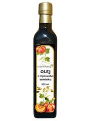Natural Products Dýňový olej 500 ml