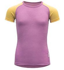 Devold dievčenské funkčné tričko Breeze Kid T-shirt