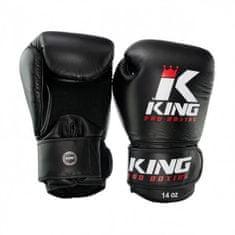 King Boxerské rukavice KING Pro AIR - černé