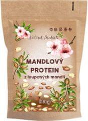 Natural Products Mandlový protein z loupaných mandlí- 500g