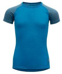 Devold chlapčenské funkčné tričko Breeze Kid T-shirt