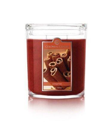 Colonial Candle świeca woskowa w szkle Cinnamon 623g