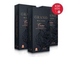 Grano Milano Káva CREMA 3x10 kapsúle