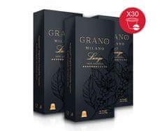 Grano Milano Káva LUNGO 3x10 kapsúle