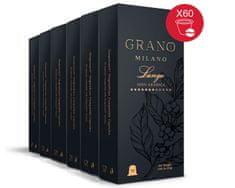 Grano Milano Káva LUNGO 6x10 kapsúle