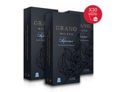 Grano Milano Káva SUPREMO 3x10 kapsúle
