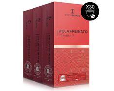 BrewBlack Káva DECAFFEINATO 3x10 kapsúl