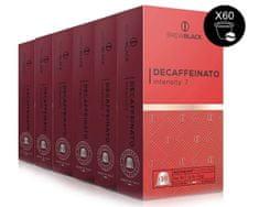 BrewBlack Káva DECAFFEINATO 6x10 kapsúl