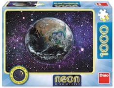 DINO Planet Zemlja slagalica, užarena u mraku, 1.000 komada