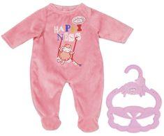 Baby Annabell Little Dupačky růžové, 36 cm