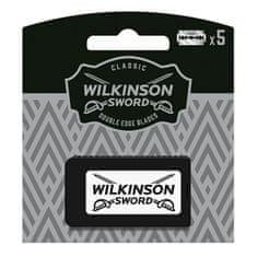 Wilkinson Sword Rezervni britvi Double Edge Blades 5 kosov
