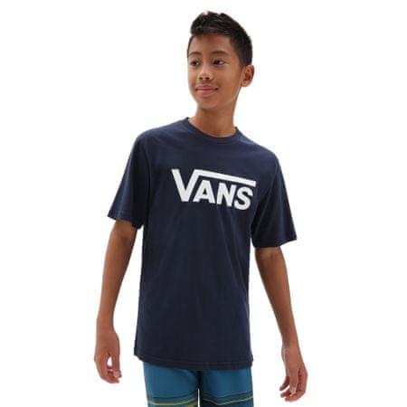Vans VN000IVF5S21 By Vans Classic Boys dječja majica, tamno plava, S