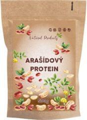 Natural Products Arašídový protein – 500g