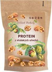 Natural Products Protein z vlašských ořechů – 500g