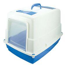 COBBYS PET HEIDI filteres macska WC +alomlapát 54x39x39cm