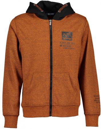 Blue Seven 623050 X jakna za dječake, narančasta, 152