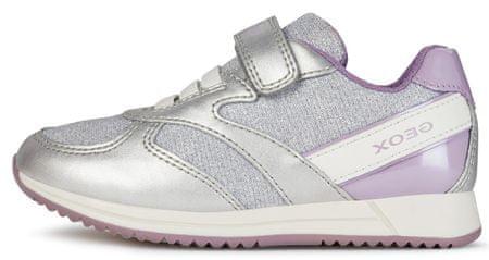 Geox Lány sportcipő JENSEA J046FA 0AJAS C1316, 32, ezüst