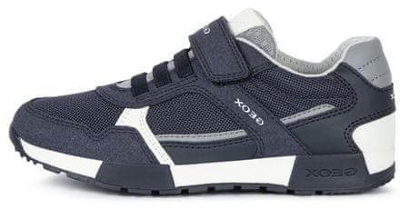 Geox Fiú sportcipő ALFIER J046NA 0AU14 C0661, 24, sötétkék