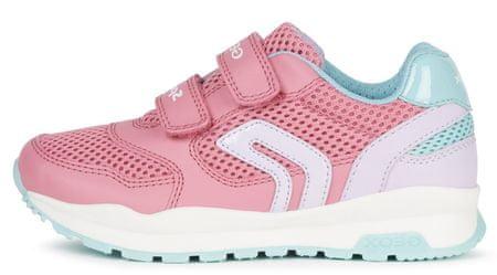 Geox Lány sportcipő PAVEL J048CA 01454 C8257, 33, rózsaszín