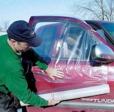 ProGlass Fólie krycí nouzová, na poškozená okna auta, průsvitná PE, 91 cm x 30 m - ProGlass