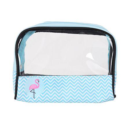 Albi Kozmetična torbica - Flamingo