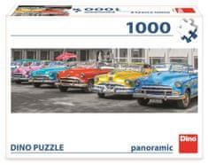 DINO automobili za sastanke, panoramski, 1000 komada