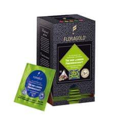 Floragold Zelený čaj Dlouhé přátelství (rybíz-jahoda) 15 ks