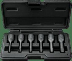NEO Tools Súprava vyťahovačov zalomených skrutiek 3/8'', 6 ks