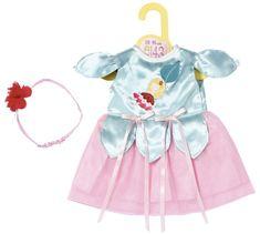 Zapf Creation Dolly Moda Šatičky Víla, 43 cm