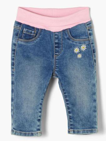 s.Oliver jeansy dziewczęce 80, niebieski