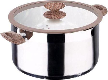 Bergner SG-8101 Granito posoda, 5,4 l, 24 cm
