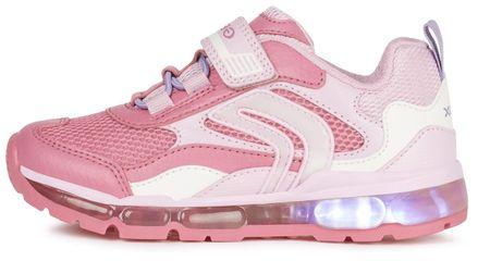 Geox lány sportcipő ANDROID J1545D 014BU C8230, 30, rózsaszín
