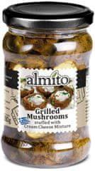 Almito Grilované huby plnené syrovým krémom Almito 280g (bal. 6ks)