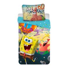 Jerry Fabrics posteljina Sponge Bob Movie