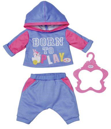 BABY born trenirka, ružičasta, 43 cm