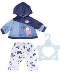 Baby Annabell Oblečení na miminko - modré, 43 cm