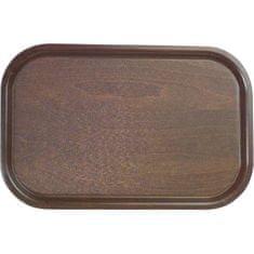 Cambro Tác Podnos obdélník 45x32 cm lisované dřevo protiskluzový