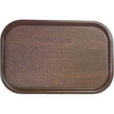 Cambro Tác Podnos obdélník 58x38 cm lisované dřevo protiskluzový 58x38 cm