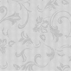 Ventidue Obrúsok jednorazový z netkanej textílie Praga 40x40 cm 600 ks, sivý
