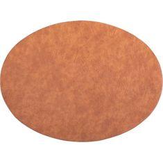 ZicZac Prestieranie Troja 45x33 cm, oválne, hnedé